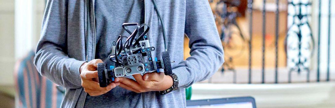 PHOTO: Robotics Languages for Kids