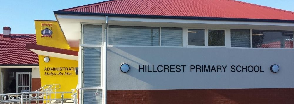 PHOTO: Hillcrest  Primary School