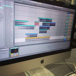 Firetech Digital Music for Teens Holiday Workshop ABLETON LIVE Software