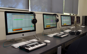 Firetech Digital Music for Teens Holiday Workshop Christ Church Grammar School