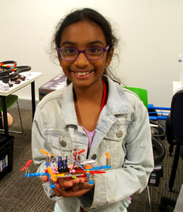 Firetech Junior Drones 2 Workshop STEM Holidays Mini-Drones