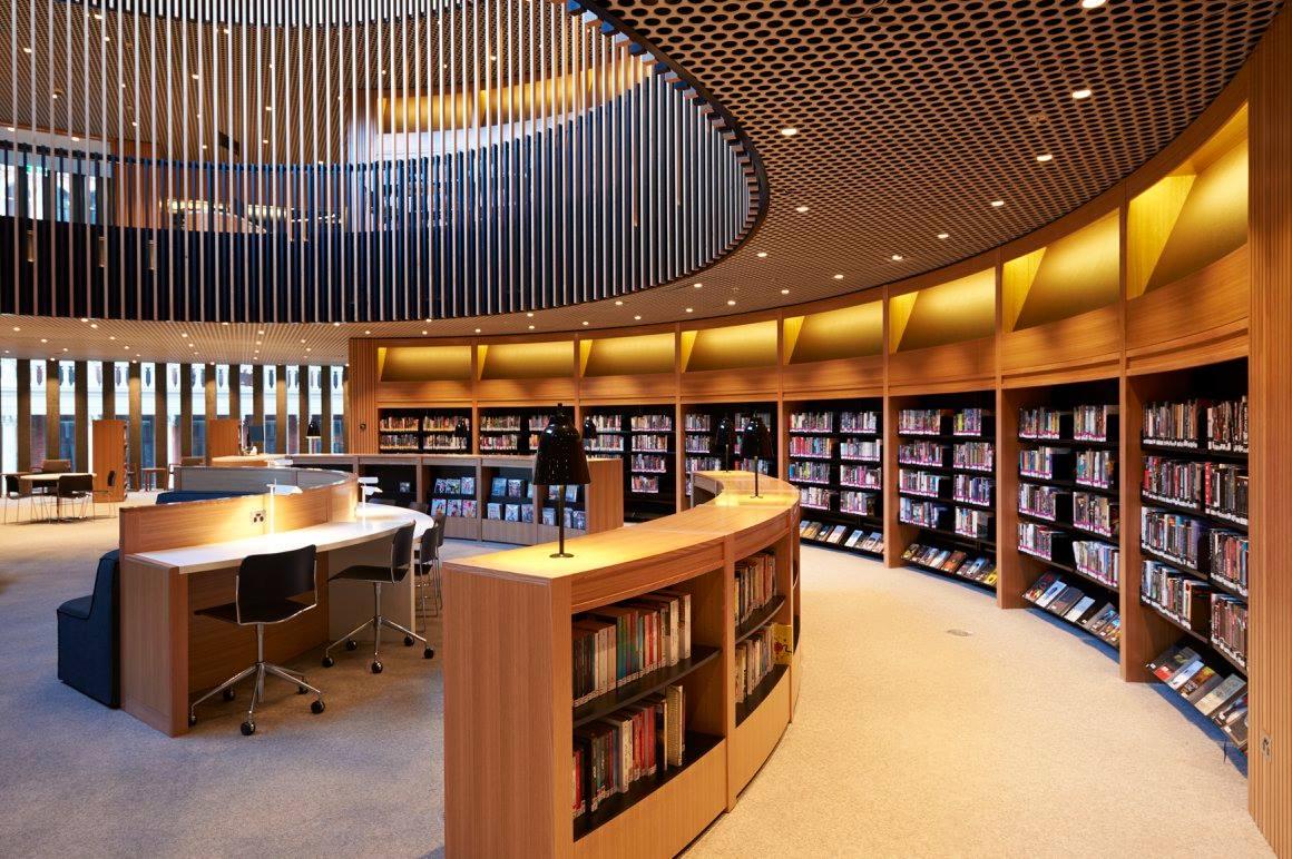 City of Perth Library | Fire Tech Australia