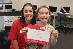 Junior Drones 1 2 Workshop Firetech STEM Girls Steminists