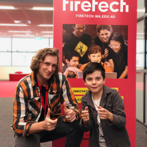 Fire Tech Australia_ Junior Blogger James_ Coding www.firetech.wa.edu.au
