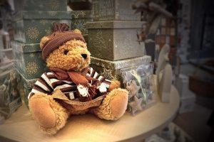 Firetech Holiday Workshops Christmas ECARD Animation Teddy Bear Toys
