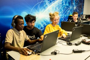 Firetech Video Game Workshop for Teens Technology Kids