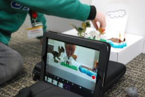 Make your own Animated Christmas Cards Workshop Firetech Holidays
