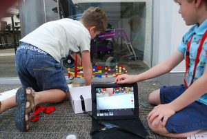 Firetech Holiday Workshops STEM Stop Motion Animation Kids Teens Tweens
